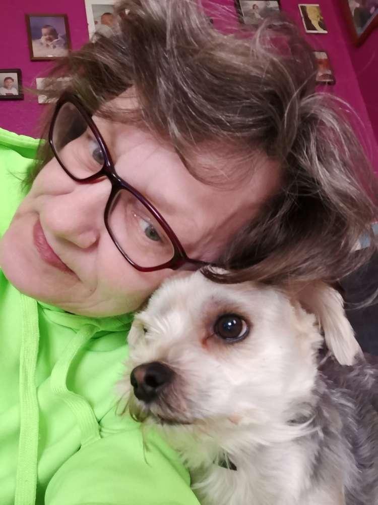 Mein kuschel Hund Balou